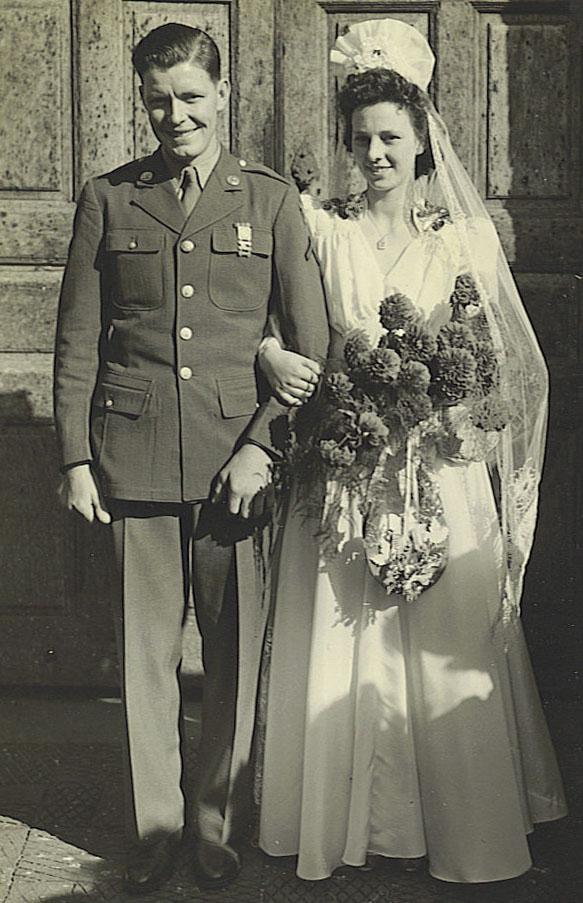 Fulford wwi war bride