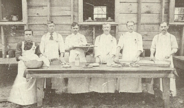 Cooks at West Newton - Beef Slough