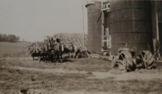 Silo filling 1941 or 1942 copy