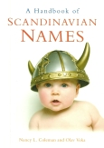 Scandinavian Names book cover0001