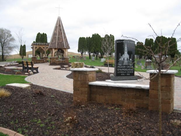 Pigeon Creek church memorial (2)