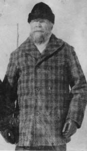 Bertinus Estenson ca 1916