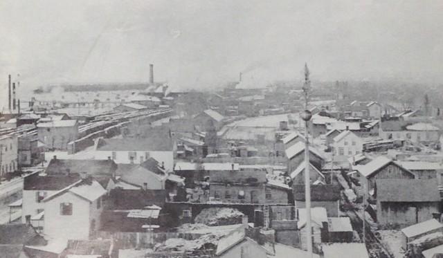 North La Crosse 1887