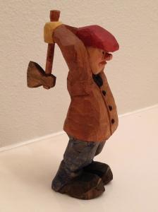 Emil the Woodchopper