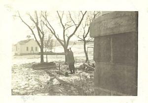 Grandpa Emil - Fitch Coulee School